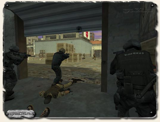Версия игры CS (Counter Strike) 1.1