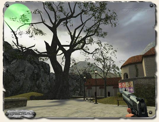 Версия игры CS (Counter Strike) beta 1.0