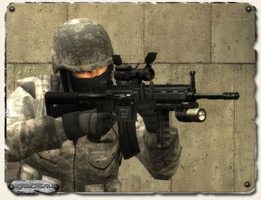 Версия игры CS (Counter Strike) beta 1.1