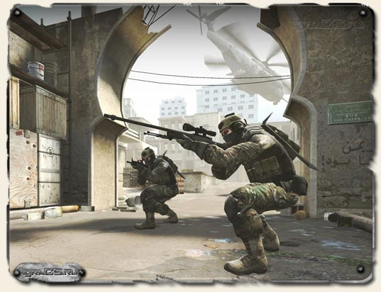 Версия игры CS (Counter Strike) beta 6.5