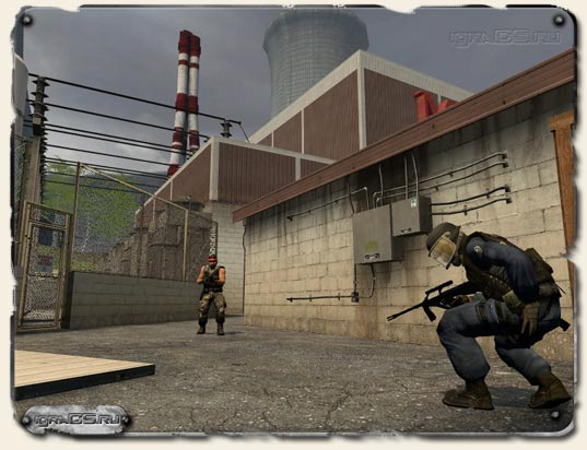 Версия игры CS (Counter Strike) beta 7.1
