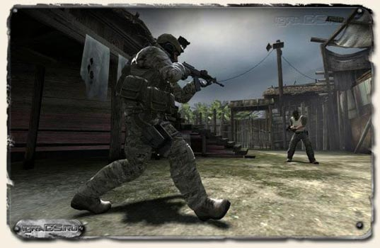 игра Counter-Strike Global Offensive