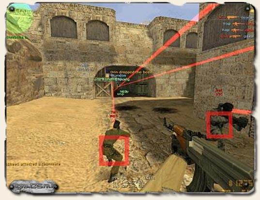 ������� ���� ��� cs 1.6 (Counter-Strike)