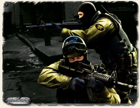 Игры Counter Strike онлайн - flashplayer.ru